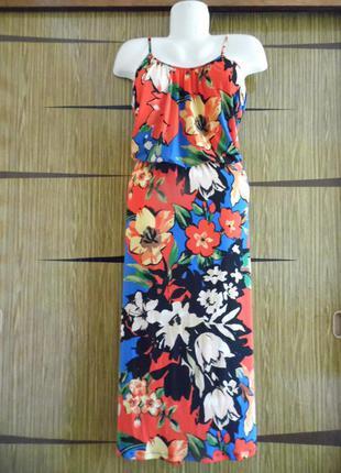 Платье сарафан by very размер 18 – идет на 52-52+.