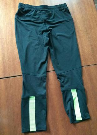 Спортивные штаны укороченные crane . размер 50
