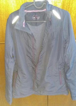 Спортивная  куртка худи cool running. размер 40