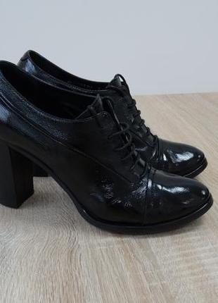 Туфли ботильоны брендовые tj collection