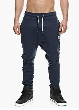 Мужские спортивные брюки , штаны,джоггеры с заниженным шаговым швом для свидания jack and jones