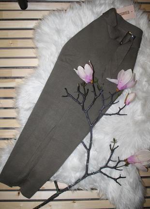Стильная юбка миди с поясом