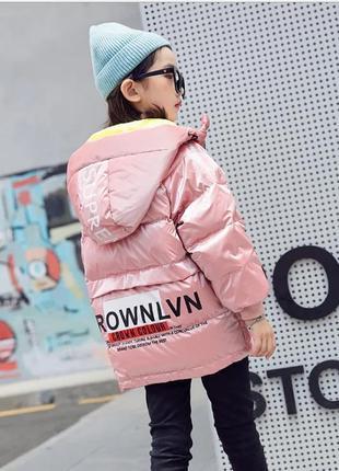 Тёплая куртка, курточка деми, еврозима