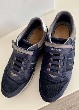 Туфли кроссовки geox на мальчика 38