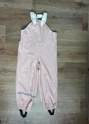 Грязепруф, полукомбинезон дождевик, дощовик, непромокаючі штани