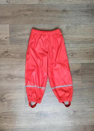 Грязепруф на флисе, дощовик на флісі, дождевик, непромокаемые штаны