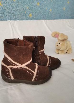 Сапожки ботинки обувь elefanten 20р.