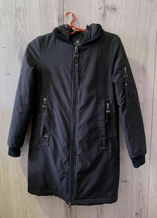 Курточка удлиненная