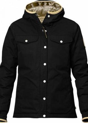 Женская куртка пуховик fjallraven greenland no.1 down jacket g1000