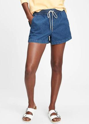 Шорты gap шорти джинсовые джинс