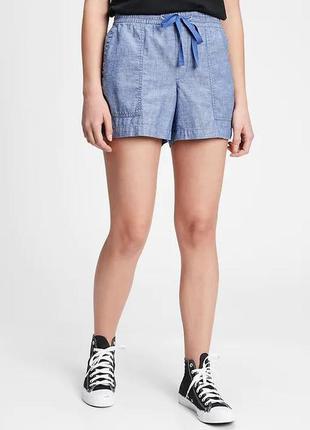 Шорты джинс джинсовые шорти gap