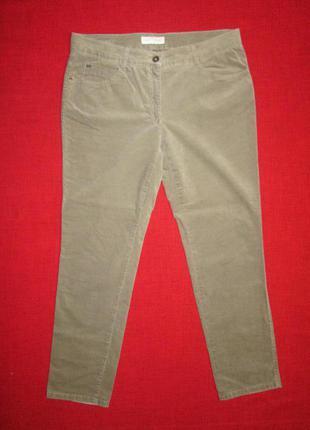 Велюровые штаны женские брюки brax
