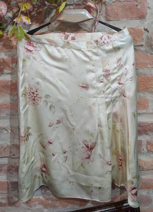 Нежнейшая шелковая юбка