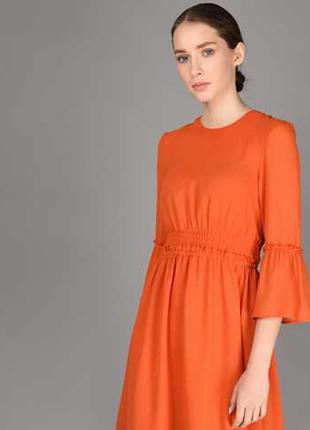 Шифоновое платье, шифонова сукня