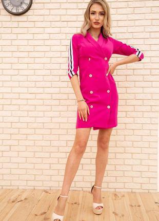 Платья эффектное пиджак яркого тренд цвета xs s m l