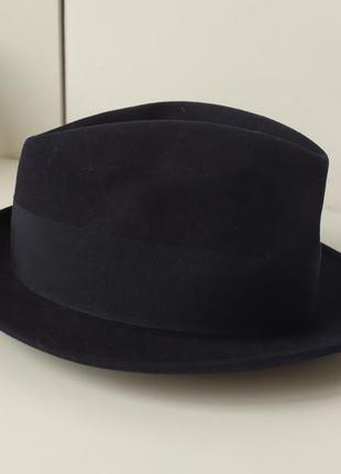 Вінтаж капелюх/ шляпа dobbs 5th avenue new york оригінал