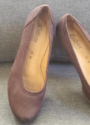 Жіночі туфлі gabor 38р.