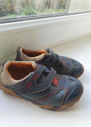 Туфлі кросівки clark's 25-26розмір