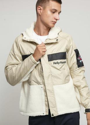 Куртка шерпа helly hansen
