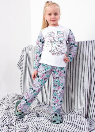 Пижама для девочки 86-134