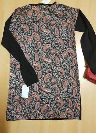 Туника свитер блуза