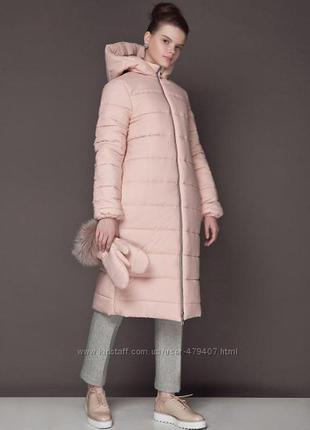 Anna yakovenko зимняя куртка-пуховик