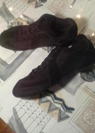 Джазовки, обувь для танцев кожаные