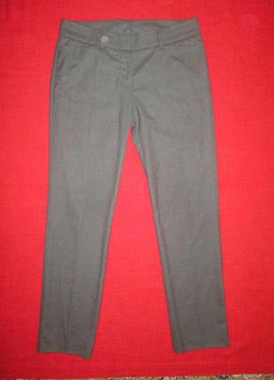 Шерстяные брюки piazza sempione