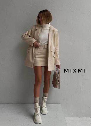Костюм пиджак +юбка