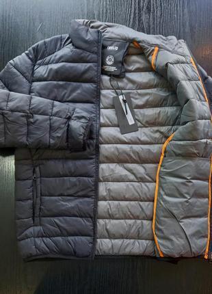 Куртка демисезонная мужская solid р. м