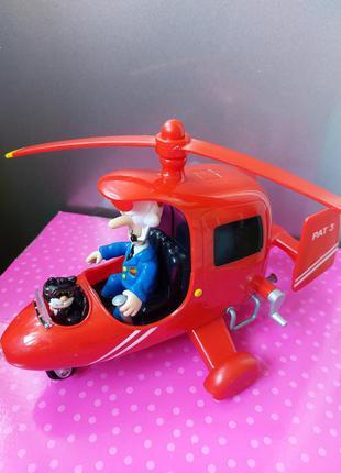 Игрушка музыкальный вертолёт john cunliffe