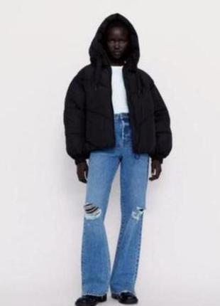 Куртка пуффер,стёганная куртка,оверсайз