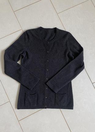 Нежнейший тёплый пуловер размер s/ cashmere