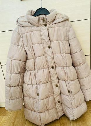 Пуховик пальто benetton