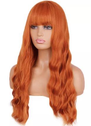 Парик /перука руде волосся