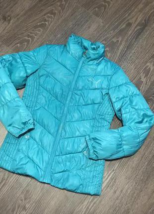 Крутейшая курточка на холлофайбере от puma