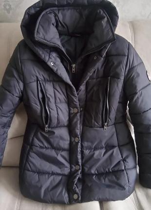 Зимняя фирменная куртка colours of the world