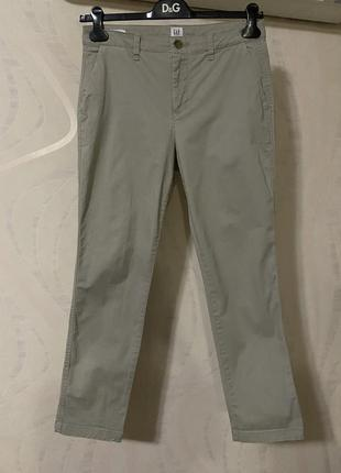 Стильные брюки чиносы хлопковые брюки