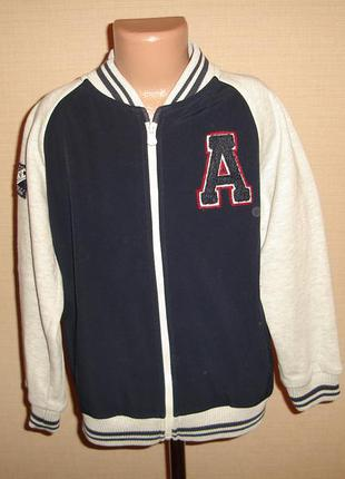 Куртка, ветровка, бомбер на 8-9 лет rebel