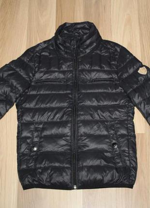 Дитяча пухова куртка diesel