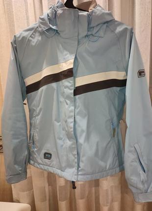 Helly hensen горнолыжная курточка