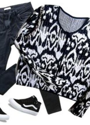 Модный пиджак с клепками размер 46-48