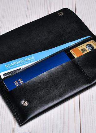 Органайзер, тревел кейс з натуральної шкіри, hand made;обкладинка на паспорт,обложка