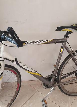 Велосипед ровер 115 spego sport