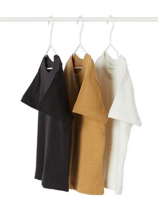 Набор крутых футболок zara 100% хлопок