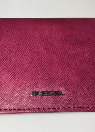 Diesel визитница/держатель для кредитных карт