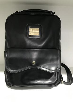 Рюкзак городской кожа
