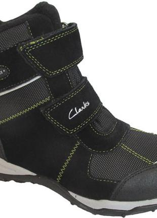 Clarks зимние сапоги, ботинки