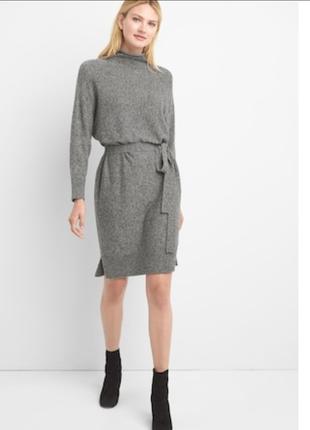 Отличное теплое платье gap