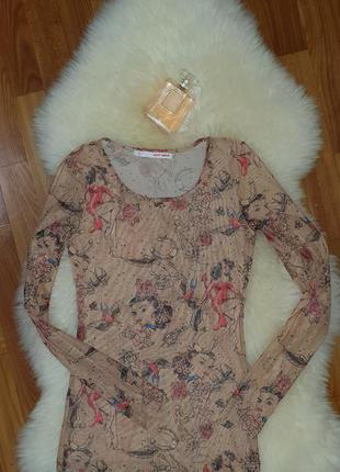 Стильная блуза-сетка tally weijl